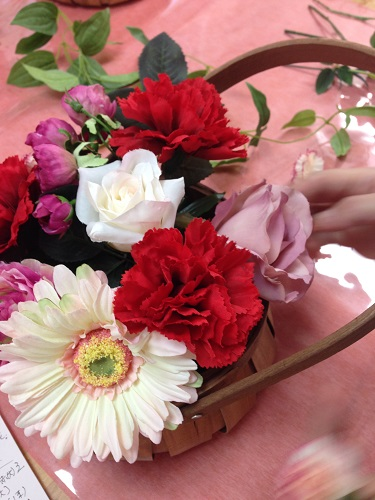 Rin*s Flower フラワーレッスン@あとりえしおん