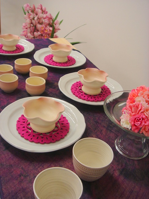 きしま陶房ピンクシリーズ