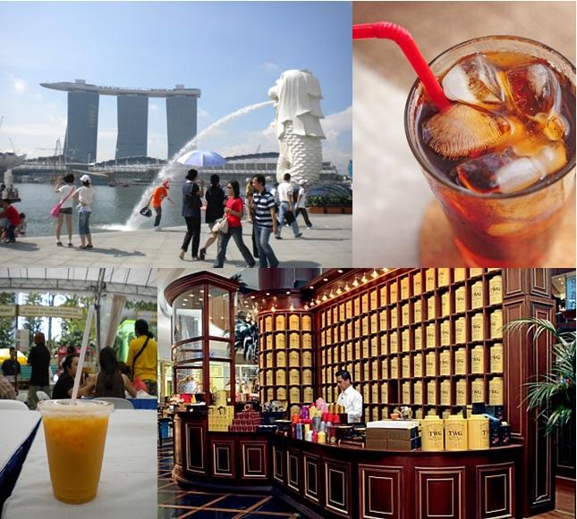 シンガポールの紅茶事情