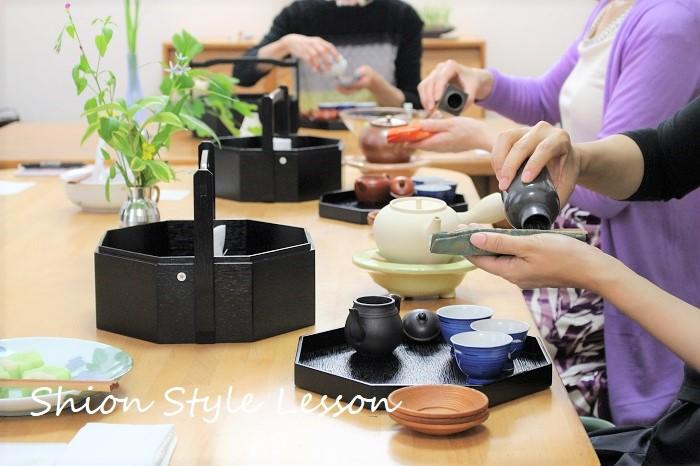 煎茶「雅遊の会」