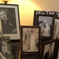 アガサ・クリスティーと紅茶