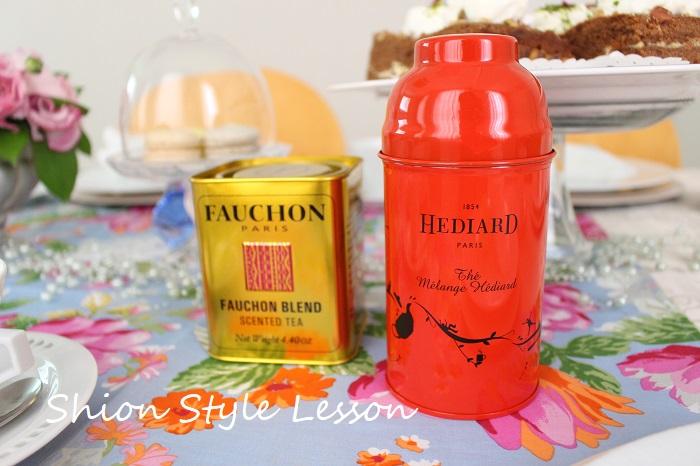 紅茶の会「フランス紅茶を楽しもう」