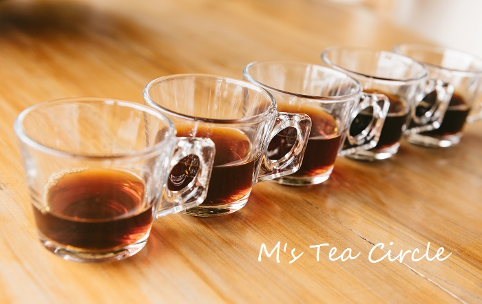 紅茶と水の美味しい関係