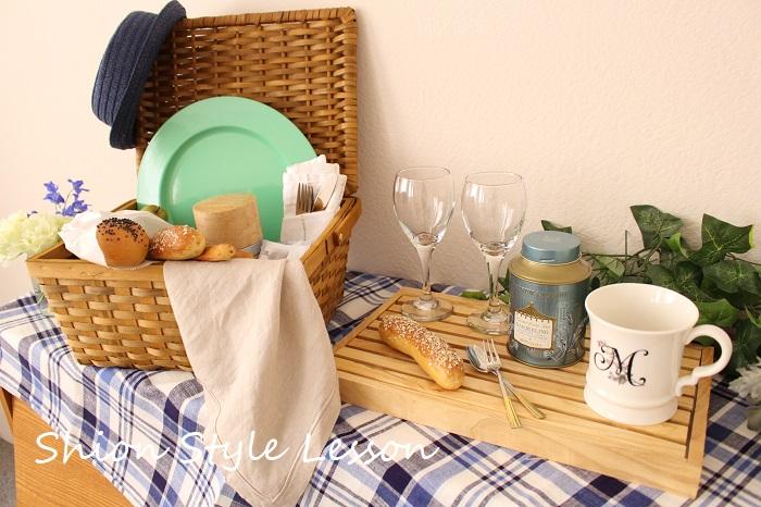紅茶の会 くまのプーさんとピクニック!