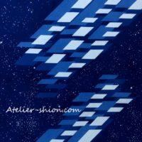 大田耕治作品展示「藍で奏でる」