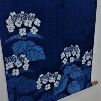 季節のタペストリー「紫陽花」