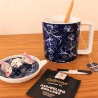 「和紋」フタ付きマグカップ