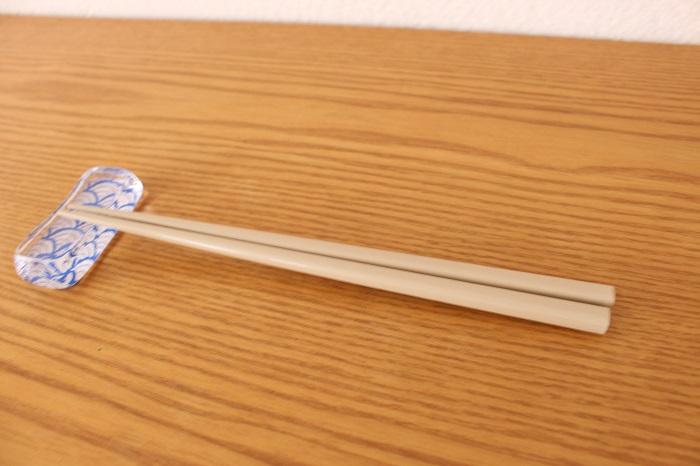 白漆のお箸