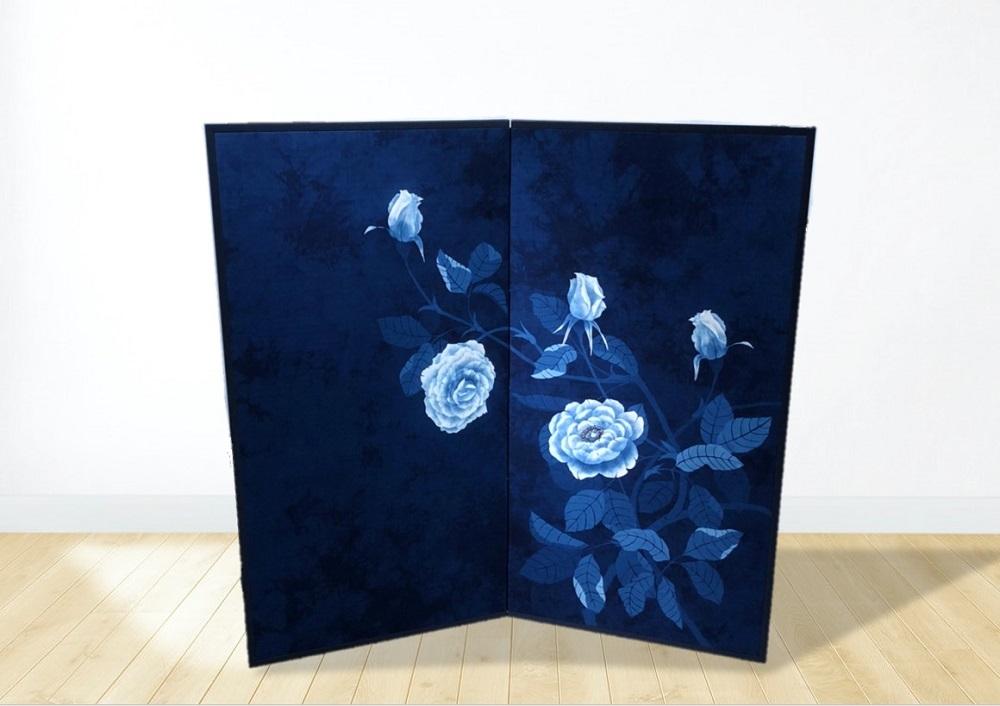【常設:11月】大田耕治 藍染作品展示「対話」