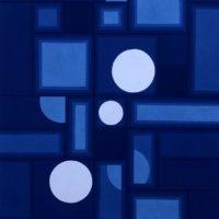 第11回 大田耕治創作藍染展「藍色ハーモニー」@小倉井筒屋